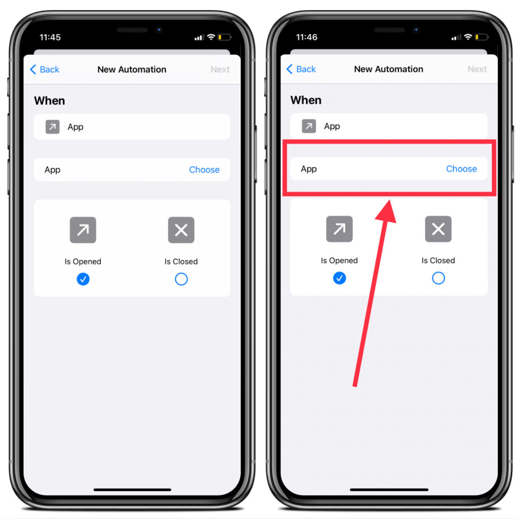 How to lock iPhone. iPad apps with shortcut lock
