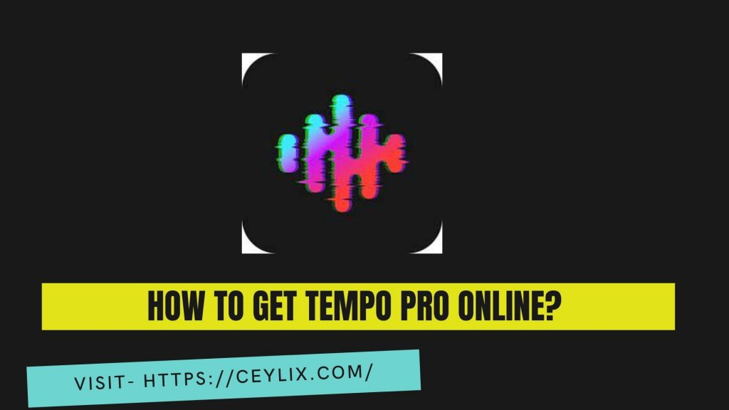 how to get tempo app online?